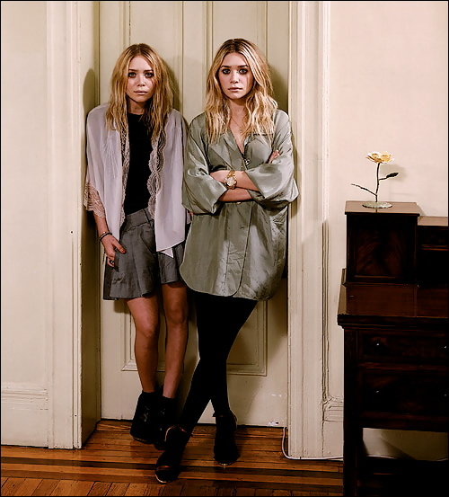 Olsen Twins Musings Of A Stylista